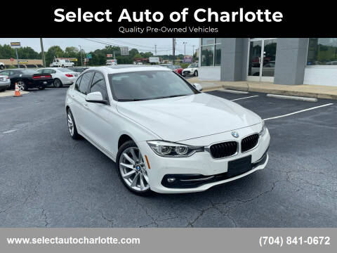 2017 BMW 3 Series for sale at Select Auto of Charlotte in Matthews NC