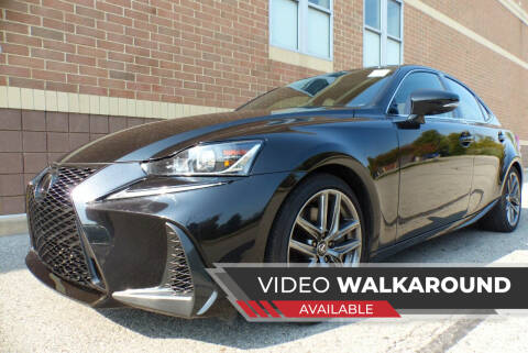 2019 Lexus IS 300 for sale at Macomb Automotive Group in New Haven MI
