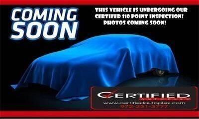 2020 Chevrolet Malibu for sale at CERTIFIED AUTOPLEX INC in Dallas TX