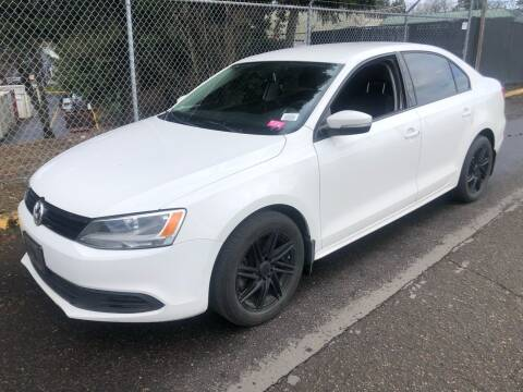 2011 Volkswagen Jetta for sale at Blue Line Auto Group in Portland OR