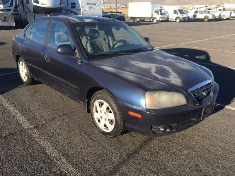 2005 Hyundai Elantra for sale at Auto Bike Sales in Reno NV