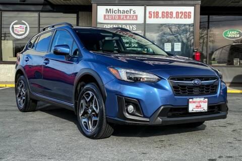 2018 Subaru Crosstrek for sale at Michaels Auto Plaza in East Greenbush NY