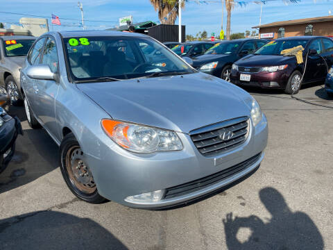 2008 Hyundai Elantra for sale at North County Auto in Oceanside CA