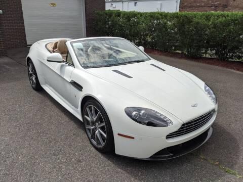 2012 Aston Martin V8 Vantage for sale at International Motor Group LLC in Hasbrouck Heights NJ
