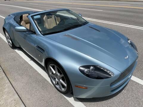 2008 Aston Martin V8 Vantage for sale at Legacy Motor Sales in Norcross GA