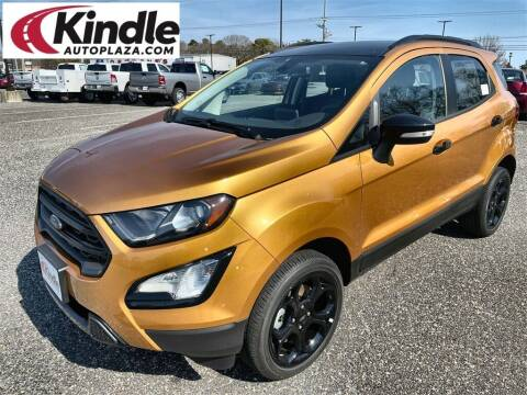 2021 Ford EcoSport for sale at Kindle Auto Plaza in Cape May Court House NJ
