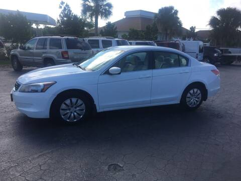 2010 Honda Accord for sale at CAR-RIGHT AUTO SALES INC in Naples FL