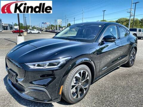 2021 Ford Mustang Mach-E for sale at Kindle Auto Plaza in Middle Township NJ
