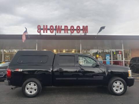 2011 Chevrolet Silverado 1500 for sale at Premium Motors in Villa Park IL