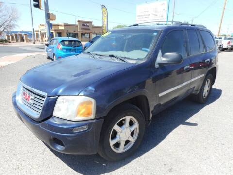 2008 GMC Envoy for sale at AUGE'S SALES AND SERVICE in Belen NM
