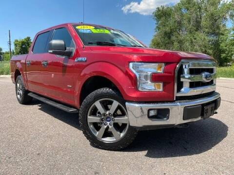 2017 Ford F-150 for sale at UNITED Automotive in Denver CO
