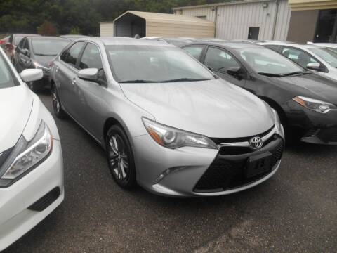 2017 Toyota Camry for sale at AUTO MART in Montgomery AL