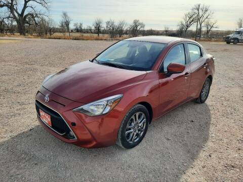 2019 Toyota Yaris for sale at Best Car Sales in Rapid City SD