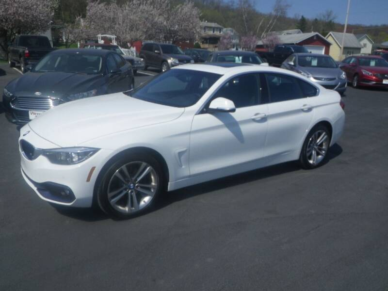 2018 BMW 4 Series for sale at VICTORY AUTO in Lewistown PA