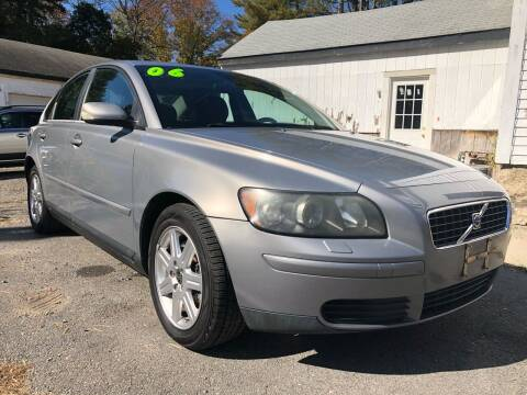 2006 Volvo S40 for sale at Specialty Auto Inc in Hanson MA