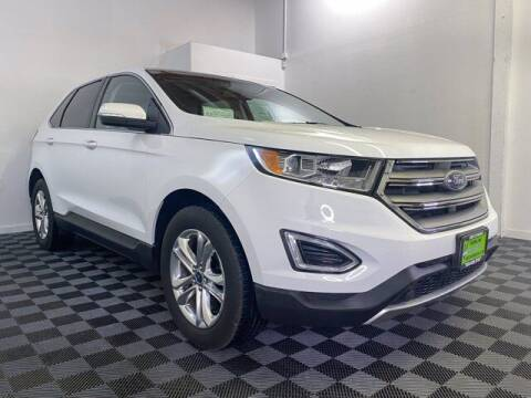 2017 Ford Edge for sale at Sunset Auto Wholesale in Tacoma WA