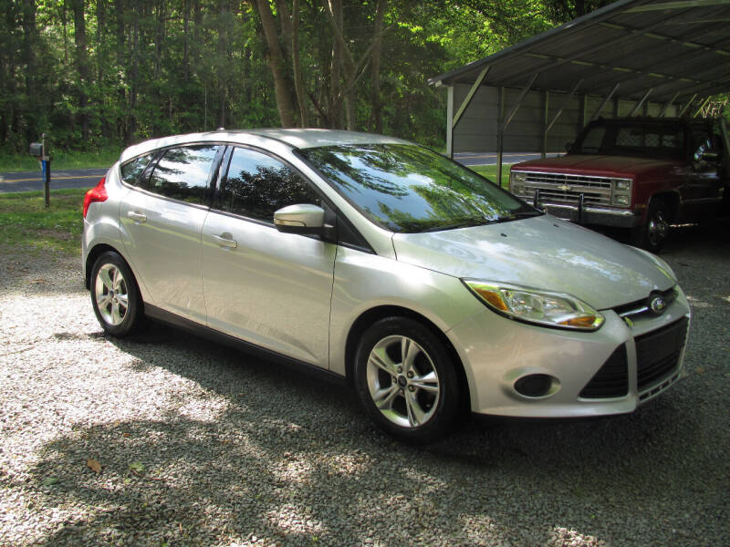 2013 Ford Focus for sale at White Cross Auto Sales in Chapel Hill NC