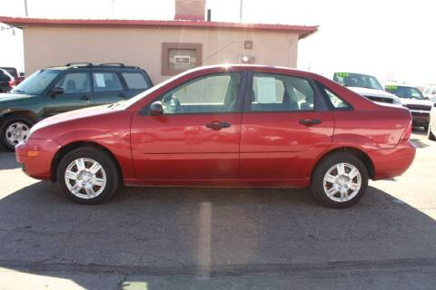 2005 Ford Focus for sale at Epic Auto in Idaho Falls ID