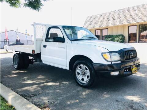 2001 Toyota Tacoma for sale at KARS R US in Modesto CA
