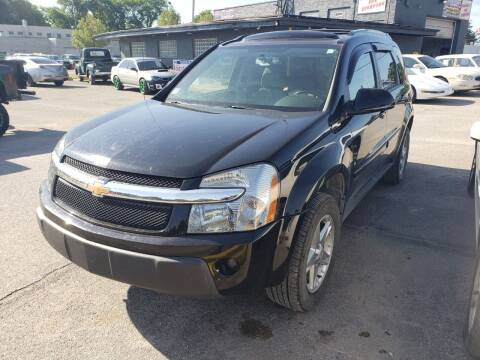 2006 Chevrolet Equinox for sale at D & D All American Auto Sales in Mt Clemens MI