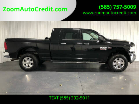 2014 RAM Ram Pickup 2500 for sale at ZoomAutoCredit.com in Elba NY