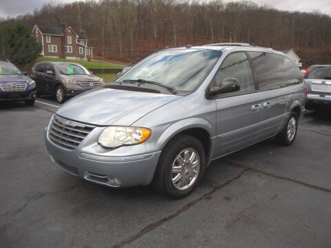 2005 Chrysler Town and Country for sale at 1-2-3 AUTO SALES, LLC in Branchville NJ