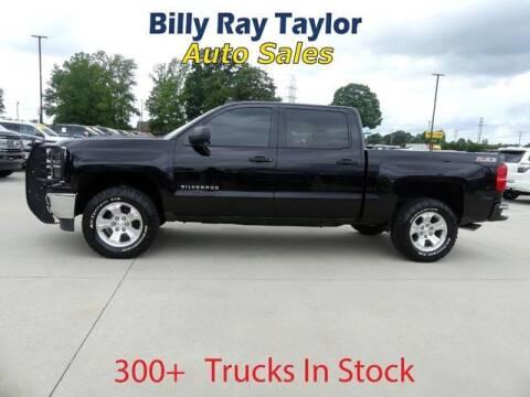 2014 Chevrolet Silverado 1500 for sale at Billy Ray Taylor Auto Sales in Cullman AL