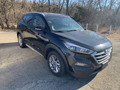 2017 Hyundai Tucson for sale at Ol Mac Motors in Topeka KS