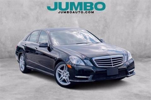 2013 Mercedes-Benz E-Class for sale at JumboAutoGroup.com - Jumboauto.com in Hollywood FL