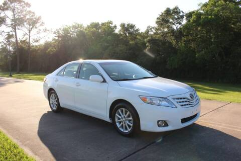 2011 Toyota Camry for sale at Clear Lake Auto World in League City TX