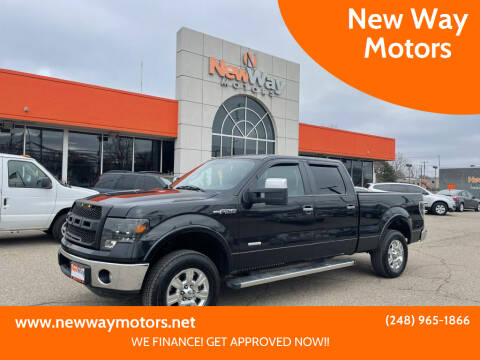 2012 Ford F-150 for sale at New Way Motors in Ferndale MI