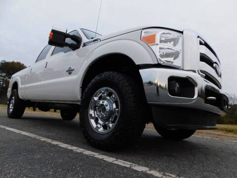2016 Ford F-250 Super Duty for sale at Used Cars For Sale in Kernersville NC