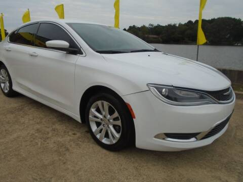 2015 Chrysler 200 for sale at Lake Carroll Auto Sales in Carrollton GA