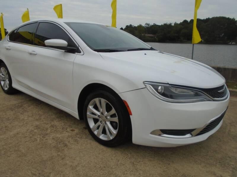 2015 Chrysler 200 for sale at Lake Carroll Auto Sales in Carrollton GA