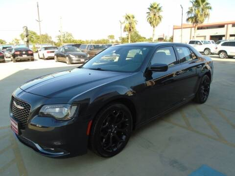 2019 Chrysler 300 for sale at Premier Foreign Domestic Cars in Houston TX