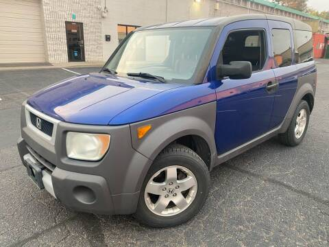 2004 Honda Element for sale at Zapp Motors in Englewood CO