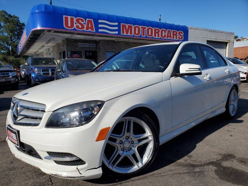 2011 Mercedes-Benz C-Class for sale at USA Motorcars in Cleveland OH
