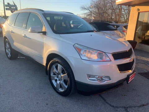 2012 Chevrolet Traverse for sale at New To You Motors in Tulsa OK