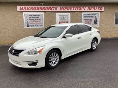 2014 Nissan Altima for sale at Auto Martt, LLC in Harrodsburg KY