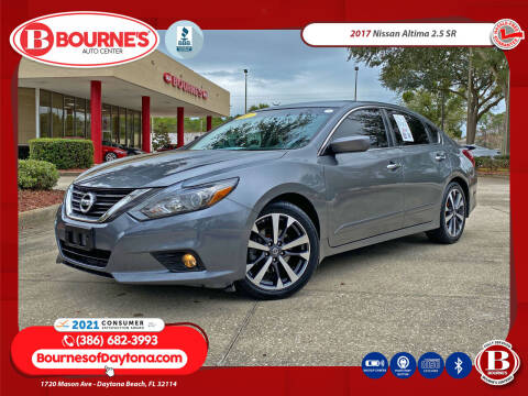 2017 Nissan Altima for sale at Bourne's Auto Center in Daytona Beach FL