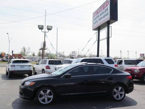 2015 Acura ILX for sale at United Auto Sales in Oklahoma City OK