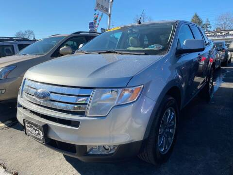 2007 Ford Edge for sale at WOLF'S ELITE AUTOS in Wilmington DE