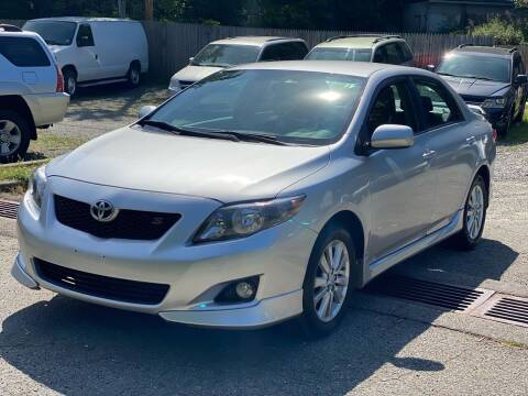 2010 Toyota Corolla for sale at AMA Auto Sales LLC in Ringwood NJ