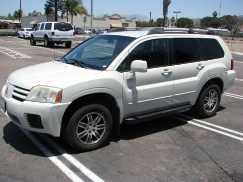 2005 Mitsubishi Endeavor for sale at M&N Auto Service & Sales in El Cajon CA