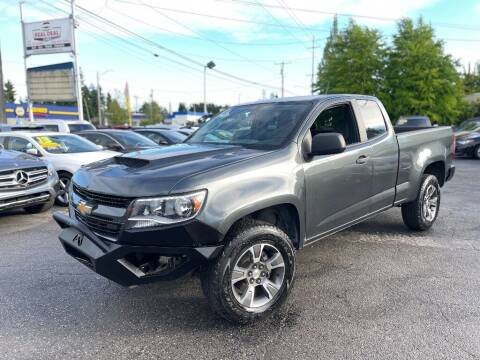 2017 Chevrolet Colorado for sale at Real Deal Cars in Everett WA