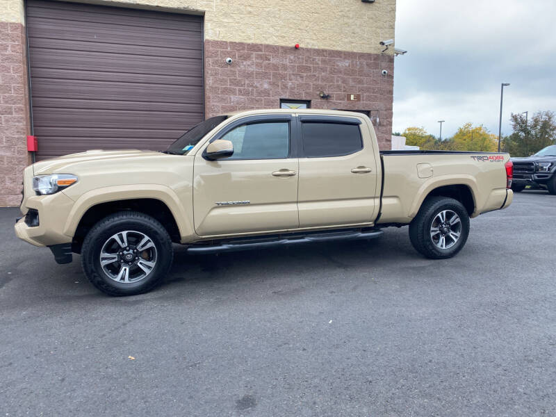 2016 Toyota Tacoma for sale at CarNu  Sales in Warminster PA
