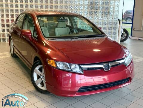 2006 Honda Civic for sale at iAuto in Cincinnati OH