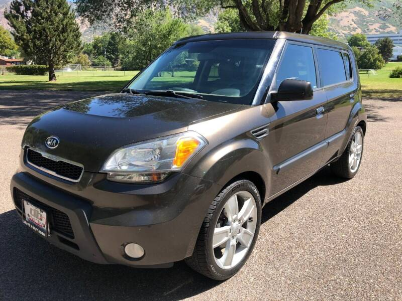 2010 Kia Soul for sale at DRIVE N BUY AUTO SALES in Ogden UT