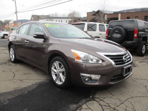 2013 Nissan Altima for sale at Car Depot Auto Sales in Binghamton NY