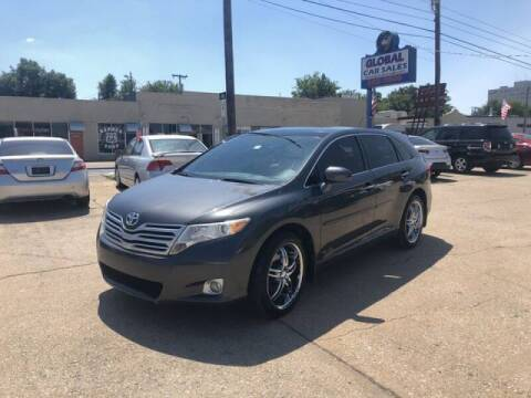 2010 Toyota Venza for sale at Suzuki of Tulsa - Global car Sales in Tulsa OK